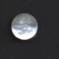 """Anell de plata rodó de """"lluna"""""""